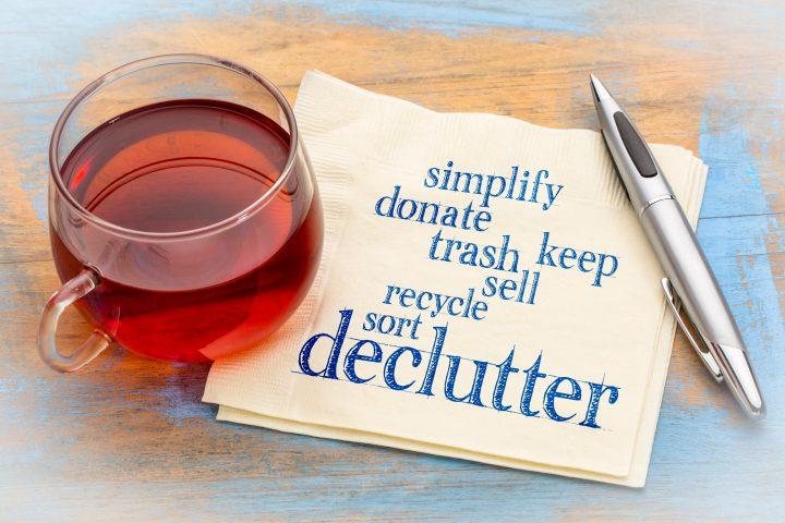 Declutter…facciamo chiarezza!