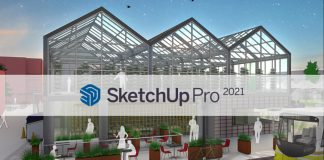 Corso di SketchUp Pro 2021