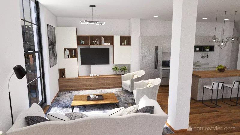 Loft arredo Interior Design Ilaria Olivero