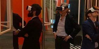 Vitruvio virtual reality